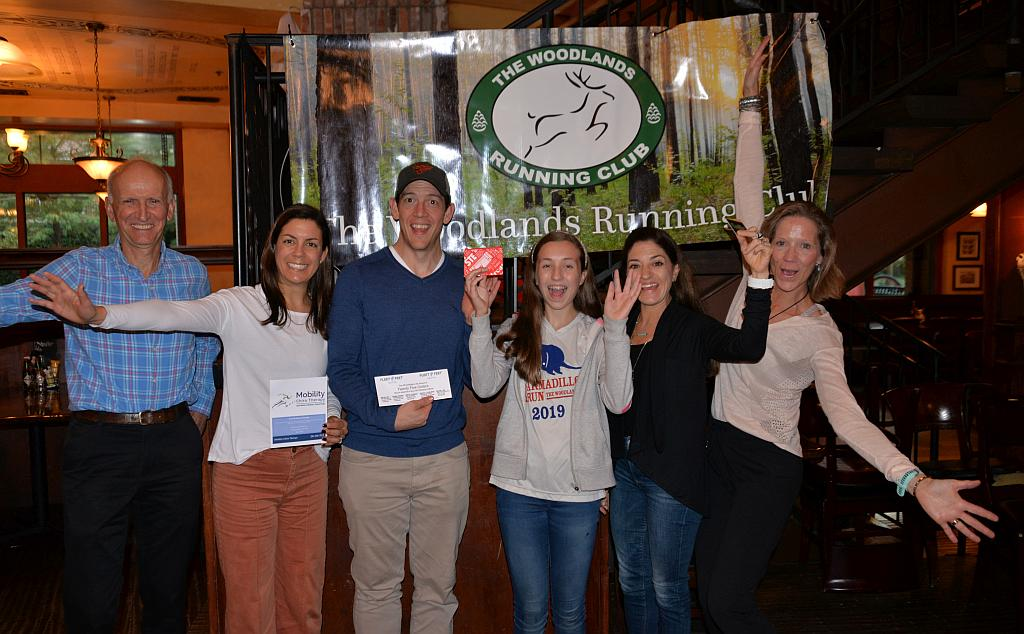 2019-10-12_The_Woodlands_Running_Club_10_for_Texas_Social_Raffle_Winners