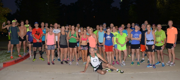 TWRC Sunday Group run 10-16-16