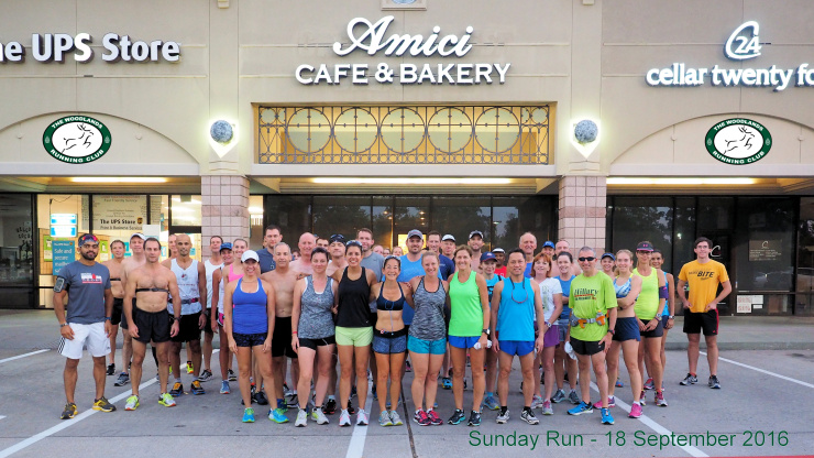 TWRC Sunday run 9-18-16